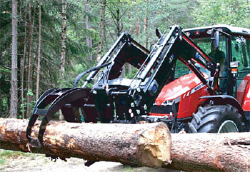 Sundown Forestry Grapple